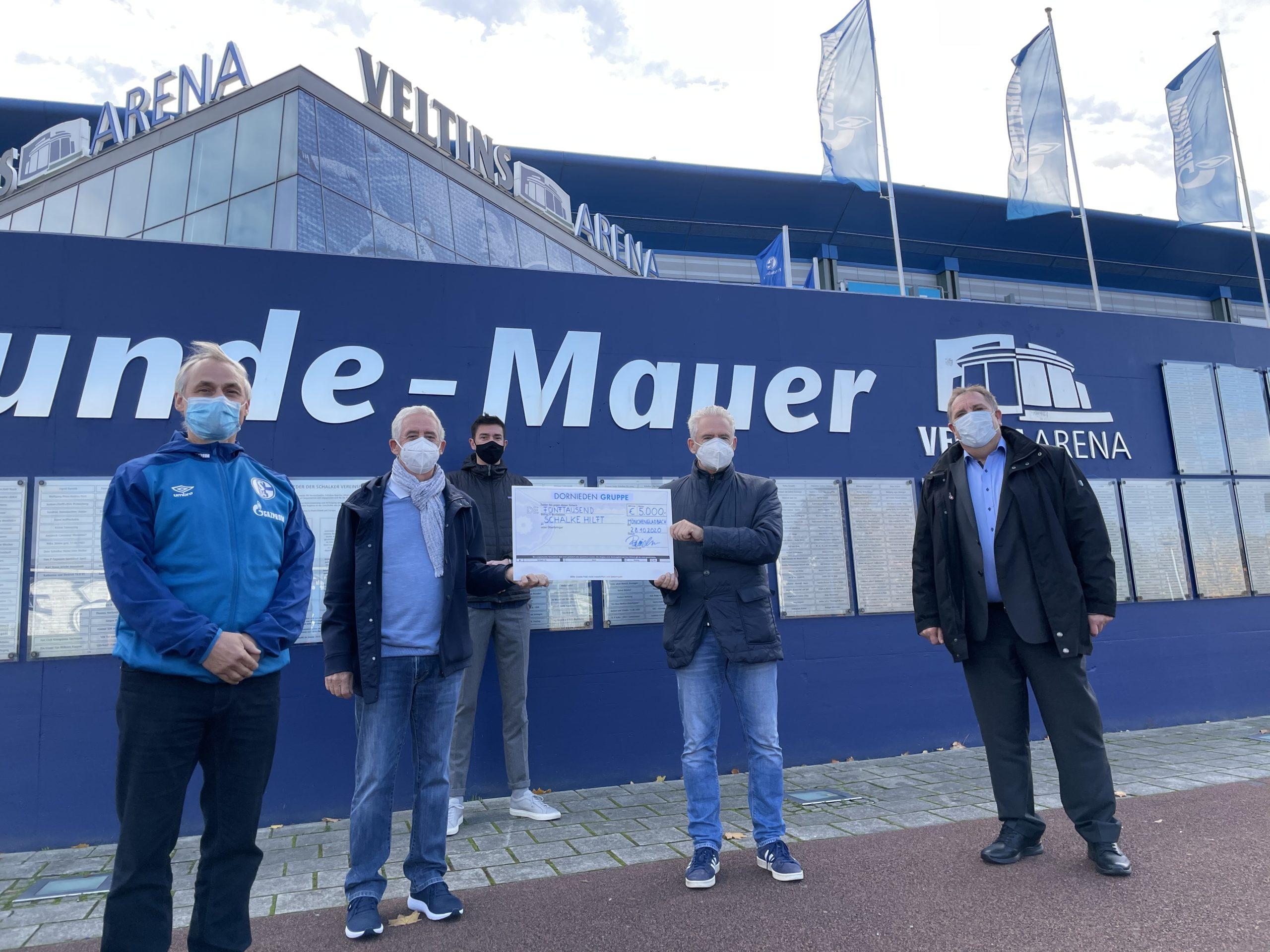Schalke hilft