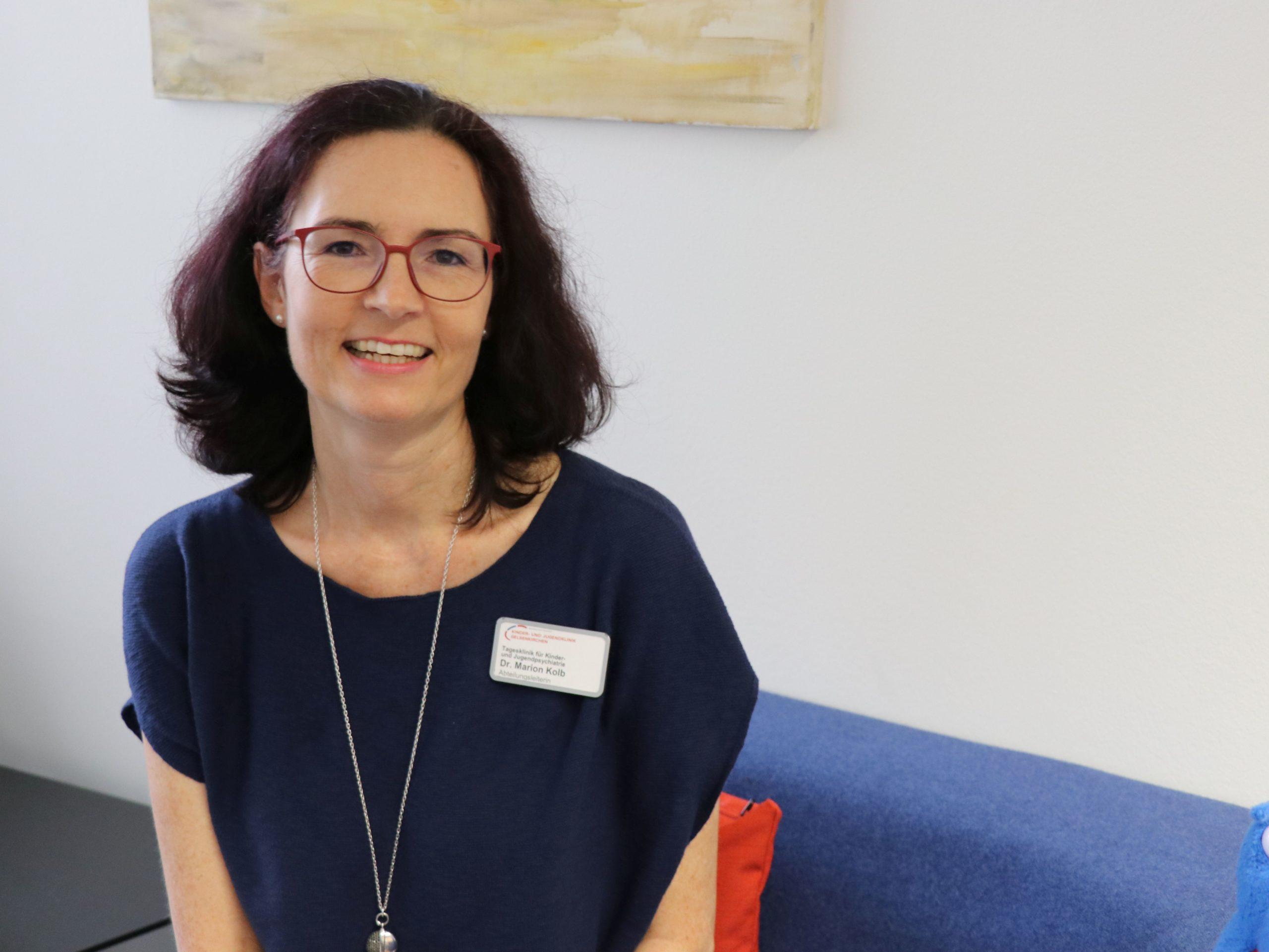 Fehlende soziale Kontakte in der Corona-Pandemie sind laut Dr. Marion Kolb der Hauptgrund für psychische Belastungen bei Kindern und Eltern.